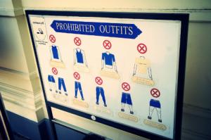 Dress Codes.