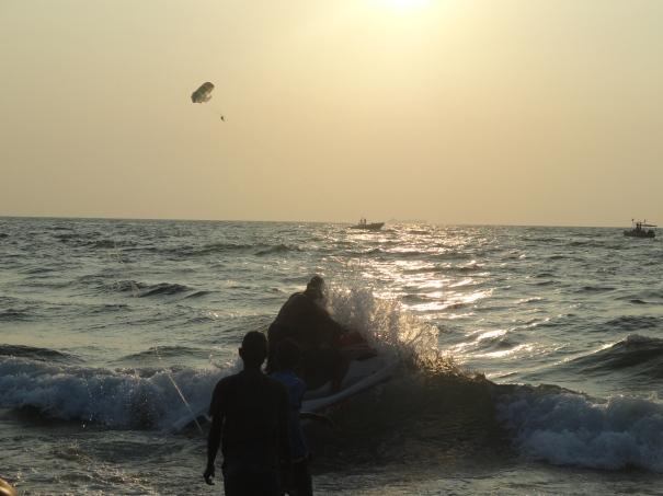 Goa jet skis